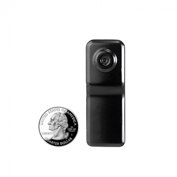 8GB Alloy Micro Video Camera / Body Cam with Sound Activation